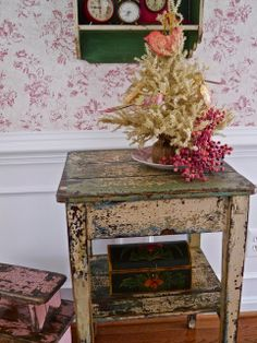 Chateau Chic - Darling French Side Table