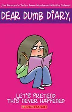 Dear Dumb Diary,       School was okay today. Actually, it was better… #generalfiction #General Fiction #amreading #books #wattpad