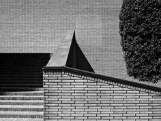 The Danish Academy in Rome // Kay Fisker, 1965 © Gianni Galassi