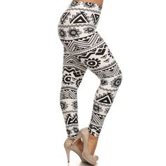 Endless Xpressions has Fashionable Plus Size Leggings! Come view all our stylish clothes at Endless Xpressions by GFV.