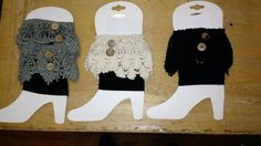 Boot cuffs!  New Arrivals For Fall 2015! | Cranberry Corners