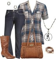 PLUS SIZE OUTFIT BOOTS HAVE EX WIDE CALF Untitled #129 by bkassinger on Polyvore
