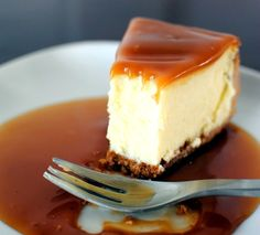 Cheesecake de Caramelo