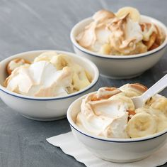 Banana pudding is the perfect summertime dessert, and this version made with rich vanilla bean is no exception.