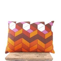sunset cushion cover
