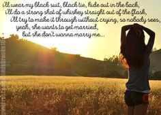 """""""Marry Me""""- Thomas Rhett Country Music Lyrics, Country Songs, Marry Me Lyrics, Thomas Rhett Lyrics, Thomas Rett, Songs With Meaning, Lyric Quotes, Life Quotes, Music Tv"""