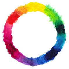 Print out a Color Wheel and tape it to your closet walls! It will help when mixing colors and tones in your outfits!!
