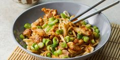Kung Pao Chicken, Foodies, Nom Nom, Good Food, Food And Drink, Chinese, Cooking, Healthy, Ethnic Recipes
