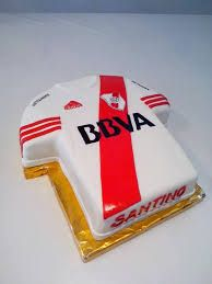 Resultado de imagen para torta estadio de river Rugby Cake, Shirt Cake, Cakes For Men, Ideas Para Fiestas, Beautiful Cakes, How To Make Cake, Cooking Time, Cake Decorating, Birthdays
