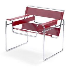 Wassily Chair Marcel Breuer (named After Wassily Kandinsky) International  Style(1932 Present