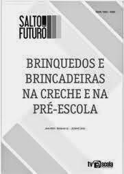 Ateliê Giramundo: Brinquedos e Brincadeiras na Creche e na Pré-Escola - PUBLICAÇÃO PARA DOWNLOAD