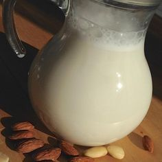 """Homemade Almond Milk I """"Great recipe that is very simple and easy to make!"""""""
