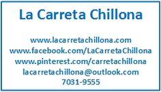 Nuestra presencia en las redes sociales virtuales y medios de contacto.
