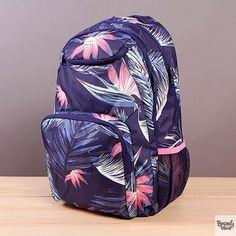 Plecak szkolny lub na wycieczkę Roxy Shadow Swell Heritage Hawaiian  / www.brandsplanet.pl / #roxy