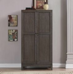 Signature Design by Ashley Baltwood Accent Cabinet & Reviews ...
