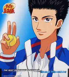 prince of tennis momoshiro - Google Search