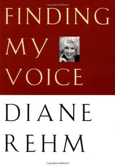 Finding My Voice by Diane Rehm