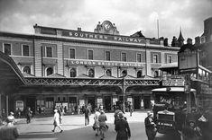 London Bridge station, 1920s