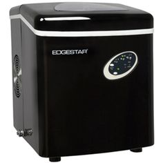 EdgeStar Black Portable Ice Maker Video Image