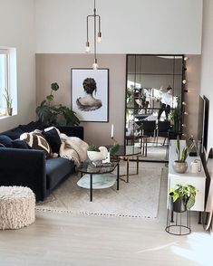 C a n Y o u S p o t T h e Z o m b i e Today I was met and squeezed . Nordic Living Room, Living Room Decor, Bedroom Decor, Transitional Living Rooms, Home Decor Shops, Home And Deco, Apartment Living, Living Room Designs, Living Spaces