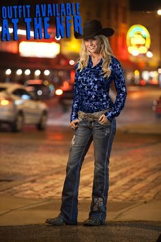 Cowgirl Tuff Outfit