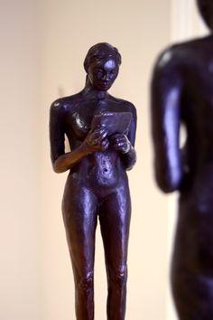 detail of - bronze Buddha, Bronze, Statue, Detail, Art, Craft Art, Kunst, Sculpture, Sculptures