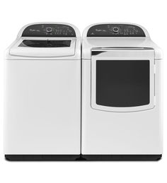 Whirlpool® Cabrio® Platinum 4.8 cu. ft. HE Top Load Washer with Greater Capacity - worthwhile upgrade!