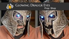 Prop: Shop - Glowing Draugr Eyes Tutorial