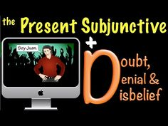 Using the Present Subjunctive in Spanish - D in WEIRDOS (RE-UPLOAD) - YouTube
