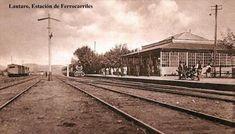 San Antonio, Cartagena y Llolleo San Antonio, Railroad Tracks, Puerto Natales, Victoria, Train, Memories, Cartagena, History, Memoirs