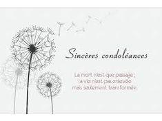 Texte deces condoleances - Modèle de lettre   Texte décès, Texte condoléances, Sincères condoléances