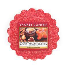 Yankee Candle - vonný vosk Christmas Memories | Svět bytových vůní