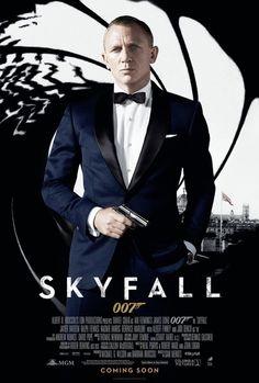 Skyfall (2012) ~ Meilleur film britannique de l'année ~ 66ème BAFTA Awards.