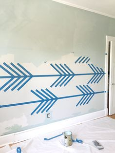 Super Ideas For Baby Girl Nursery Paint Accent Walls