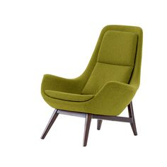 Darwin Lounge Chair - Blue Sun Tree