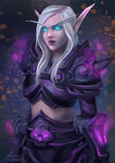 Ozzy by yaggun on DeviantArt Wow Elf, World Of Warcraft Characters, Blood Elf, What Is Tumblr, Elves, Old Things, Princess Zelda, Deviantart, Lady