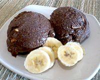 Sorvete vegano de banana, cacau e amendoim | Veggi & tal - Receitas veganas, ativismo e alimentação saudável