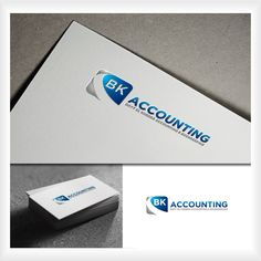 Logo for an Accounting Company by Mis Rief Art