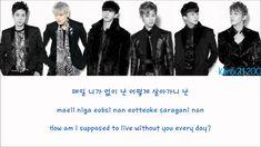 B.A.P - 1004 (Angel) [Hangul/Romanization/English] Color & Picture Coded HD