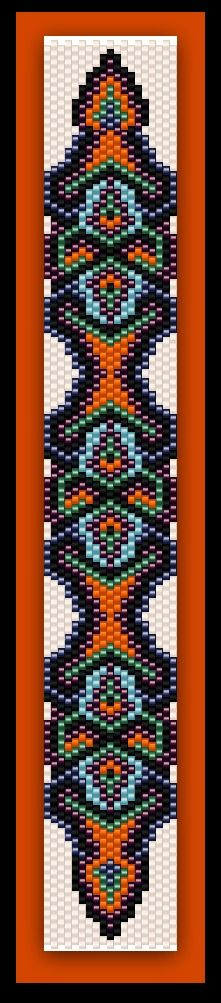 Get this pattern FREE today ONLY. Please follow this link for more info - http://cart.javallebeads.com/Metallic-Under-Leaf-Odd-Peyote-Stitch-Pattern-p/td063.htm
