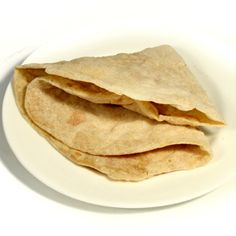 Metric recipe for chapattis