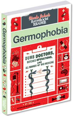 Disturbing yet funny, this huge volume collects stories of deplorable doctors, hospital hi-jinks and bad medicine. Science Trivia, Manners, Dumb And Dumber, Fun Facts, Medicine, Bathroom, Books, Gifts, Doctors
