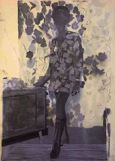 Hurvin Anderson - Works | Thomas Dane Gallery