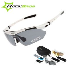 8526d50bc4 RockBros Polarized Cycling Sun Glasses Outdoor Sports Bicycle ciclismo Road  Bike MTB Sunglasses Goggles Eyewear 5 Lens Find out more by clicking the  VISIT ...