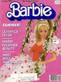 Barbie Magazine!!