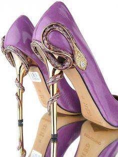 Love the violet snake!  #ghdcandy #violet