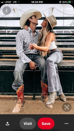 Country Couple Pictures, Cute Country Couples, Country Engagement Pictures, Cute N Country, Cute Couple Pictures, Cute Couples Goals, Country Girls, Couple Goals, Family Pictures