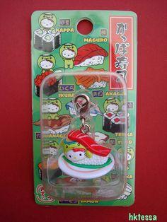 Hello Kitty Kappa Sushi limited mascot-2008.