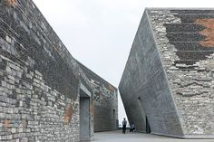 Amateur Architecture Studio - Ningbo Historic Museum, Ningbo, China