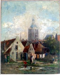 Albert Torie 1896-1969 City of Meppel - The Netherlands - estimated value €300.000